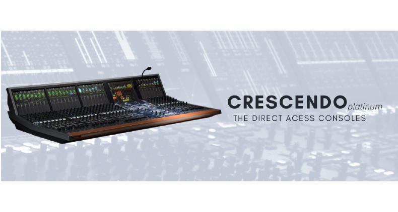 Crescendo Platinum – The Direct Access Console