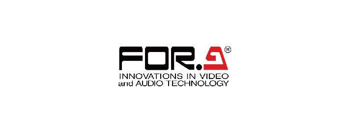 FOR.A – UHD Broadcast & Professional Video Solutions