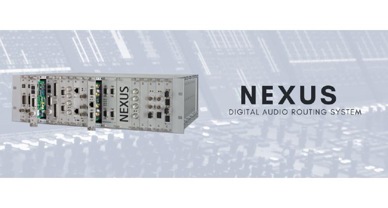 Nexus – Audio Infrastructure and Network Control